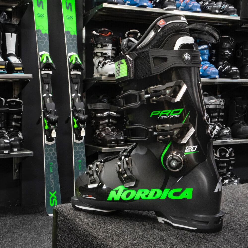 Ski en schoen Skishop Nieuwgein