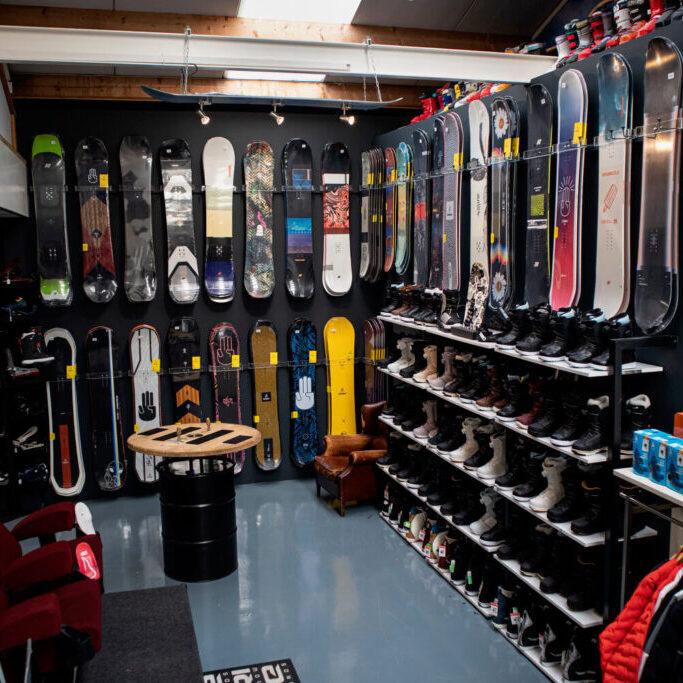 Snowboards Skishop Nieuwegein